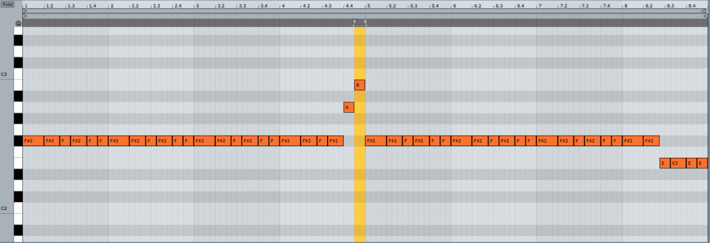 Create Movement In Your Bassline Midi With Syncopation