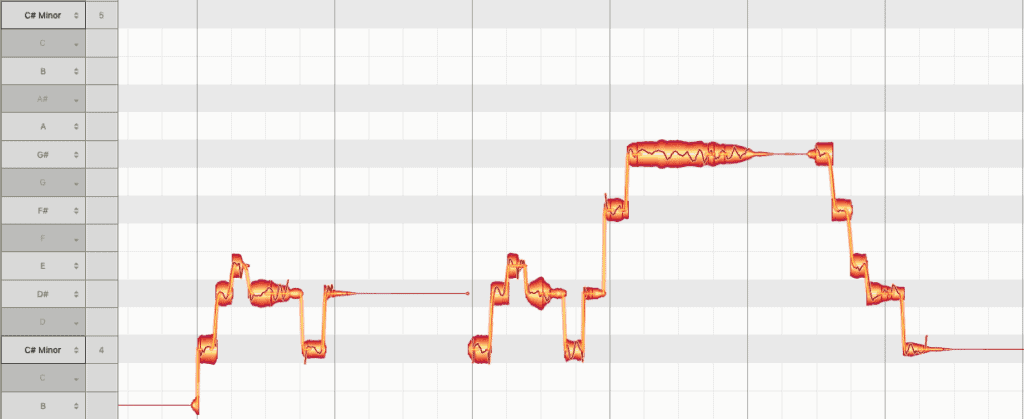 Vocal Tuning After Melodyne