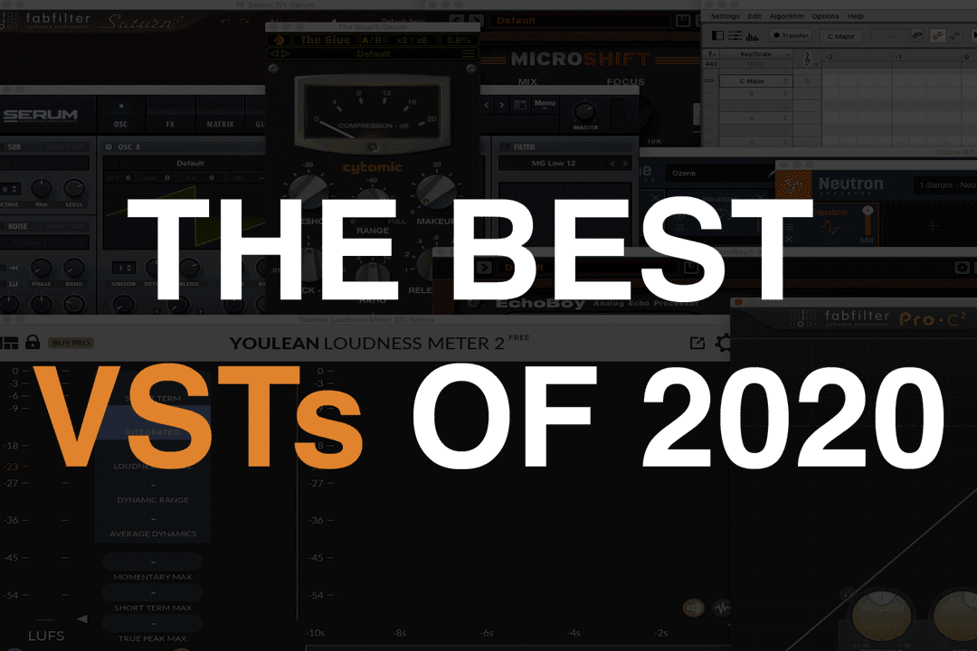 Best Vst Plugins Of 2020